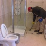 bathroom leakage seepage repariring