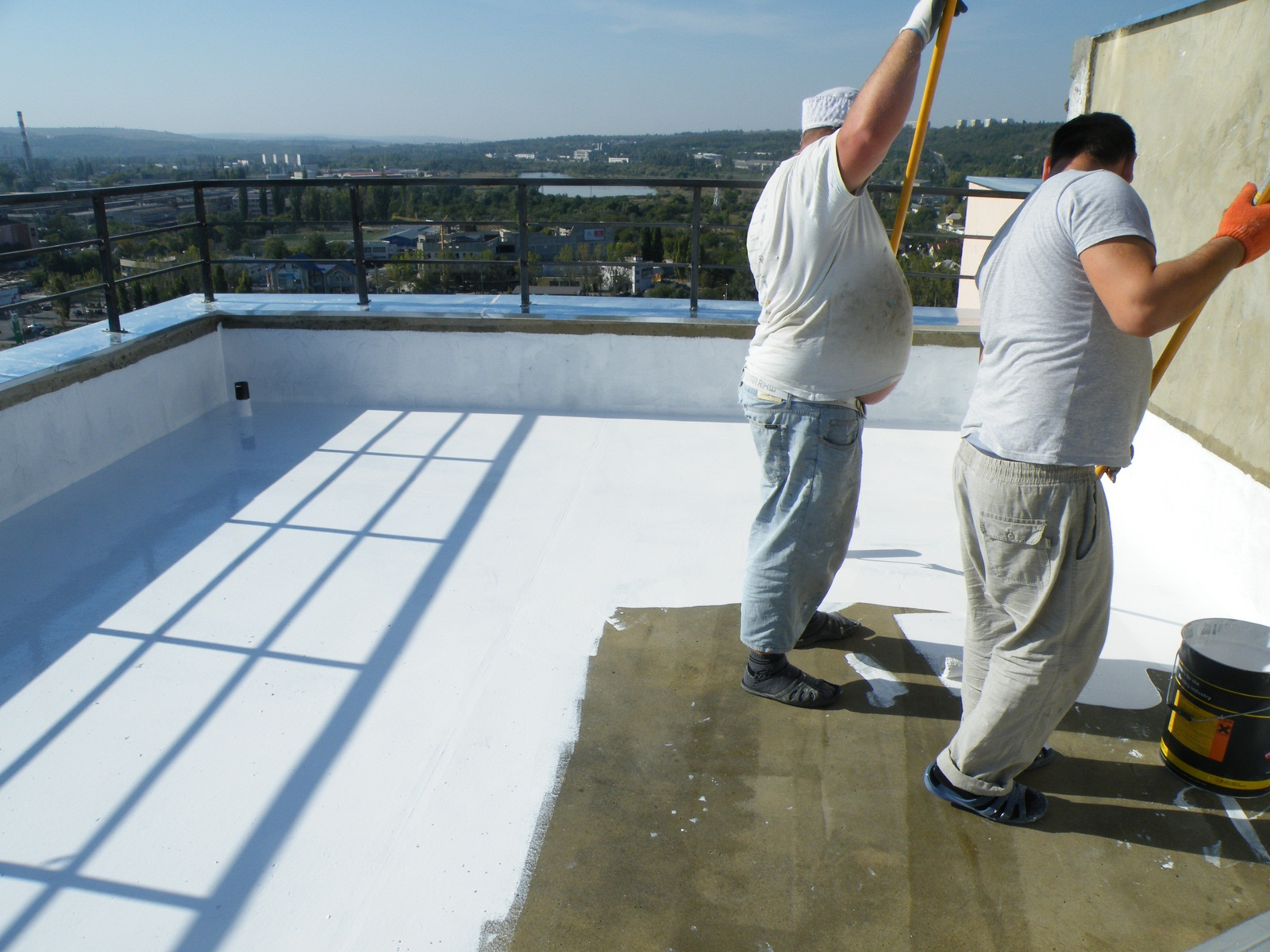 Gallery Heat Proofing And Waterproofing In Karachi Pakistan